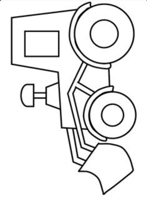 tractor coloring pages preschool 39 best train coloring sheets images on pinterest