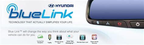 hyundai blue link texting smartphone car remote