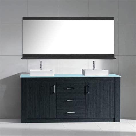 modern sink bathroom vanities totti wave 72 inch
