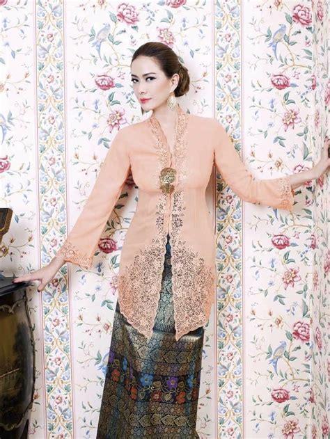 Sarimbit Dress Enchim Brokat 78 best images about kebaya kebaya on kebaya