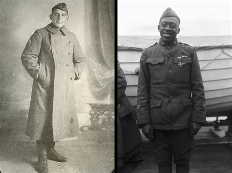 henry ww1 harlem hellfighter and jewish soldier get long overdue