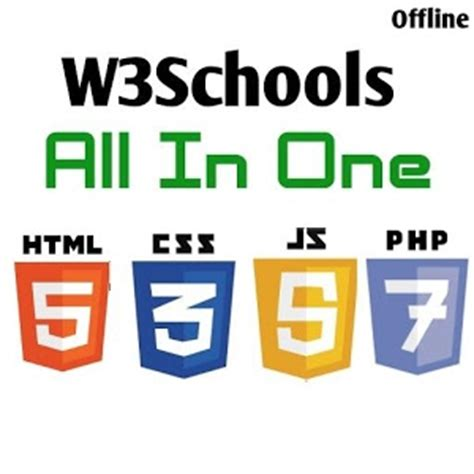w3school w3schools all in one offline android apps on play
