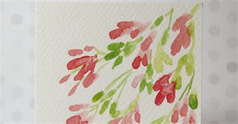 watercolor tutorial intermediate amusing michelle watercolor for cardmakers intermediate