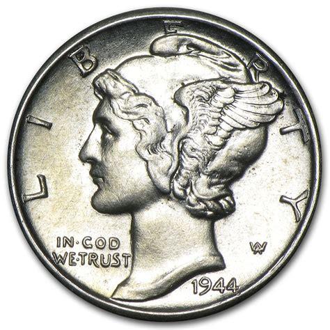 1916 1945 mercury dime 90 silver coin random year bu