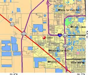 map of hialeah florida 33018 zip code hialeah florida profile homes