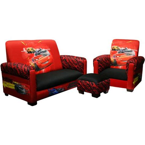 disney cars bedroom sets disney cars drift toddler sofa chair and ottoman set