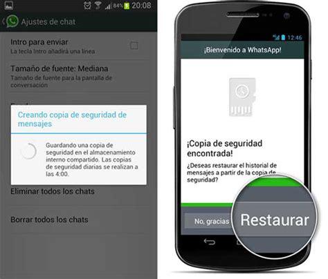 imagenes whatsapp no guardar guardar whatsapp en pc drive sd recuperar conversaciones