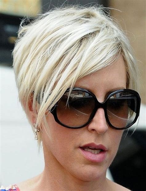 hairstyles with glasses 2015 short hairstyles for fine hair and glasses photos new