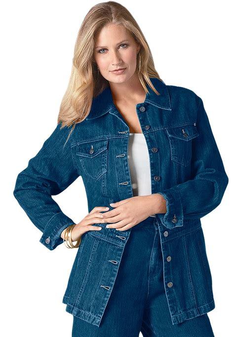 Jaket Denim Model Longgar by 27 Best Plus Size Jean Jackets And Vest Images On