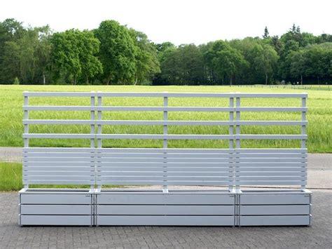 Windschutz Aus Holz 406 by 25 Trendige Pflanzkasten Mit Spalier Ideen Auf