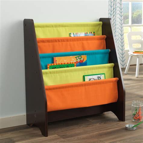 kidkraft 5 sling bookshelf 14235