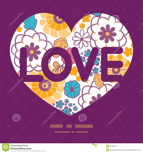 graphic design greeting card templates vector colorful flowers text frame stock