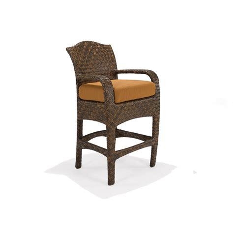 bar stool with arms krt concepts patio furniture