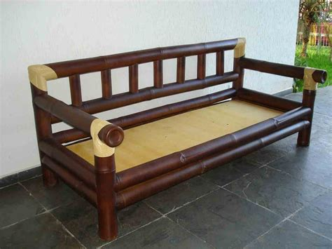 bamboo sofa furniture bamboo sofa bed images