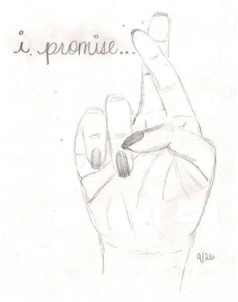 i promise by mjpointeshoe13 on deviantart