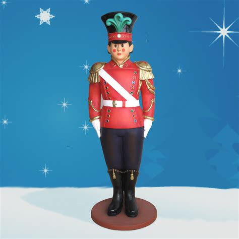 large soldiers yab designs fiberglass soldier 6