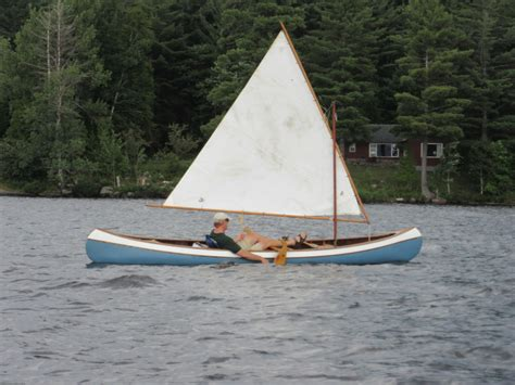 canoe boat sailing for sale hamner guide boat old town sailing canoe