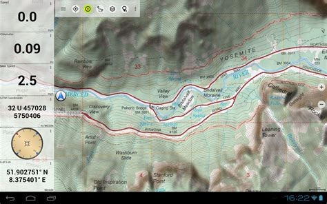 us topo maps pro us topo maps pro ca appstore for android
