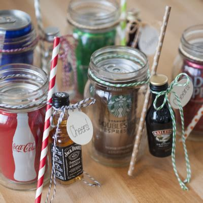 best christmas gifts for men drinkers the original diy jar cocktail gifts