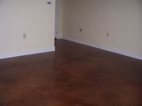 Staining Basement Floor by Basement Basement Floor