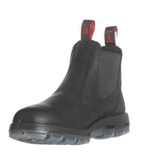 redback slip on station boots