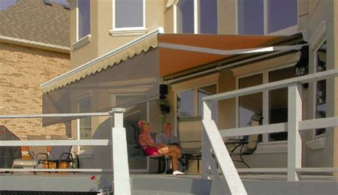 Awning Pronunciation by Retractable Awnings Awnings Shade And Shutter Systems