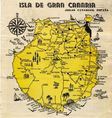 printable map gran canaria 25 best ideas about puerto rico map on pinterest puerto