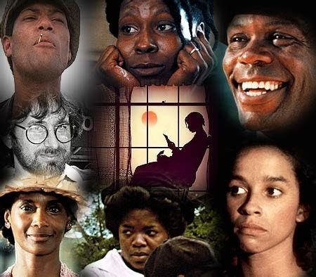 color purple sa prevodom library news and events viewing discussing