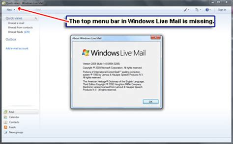 windows 7 top bar missing home icon missing from toolbar window video search
