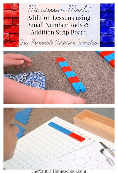 printable montessori rods 1000 images about montessori math on pinterest coins