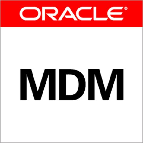What Is Oracle Mdm by Oracle Master Data Management Mdm Oracle Master Data Management Mdm