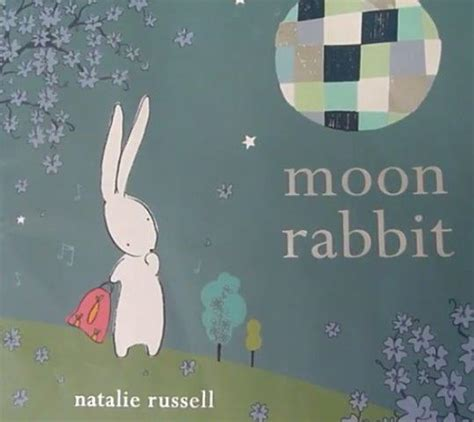rabbit moon books moon rabbit just books read aloud
