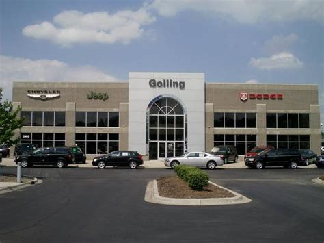 Golling Chrysler Bloomfield Mi by Golling Chrysler Dodge Jeep Ram Car Dealership In