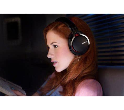 Headphone Sony Mdr 1rbt on ear headphones cheap on ear headphones deals currys
