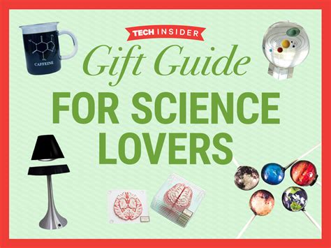 2015 gift guide for science lovers business insider