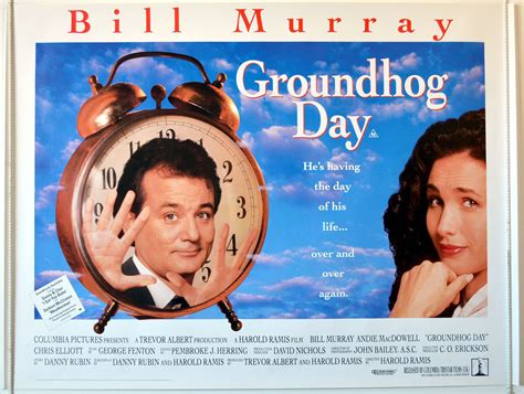 groundhog day cast what better way to celebrate a rodent seeing his