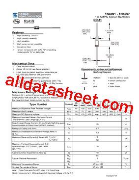 diode mcc 1n4007 1n4003 diode datasheet 28 images 1n4003 datasheet pdf gulf semiconductor 1n4003 datasheet