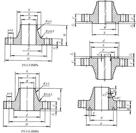 Blinde Flange Alloy Steel Carbon Steel Welding Neck Flanges Supplier
