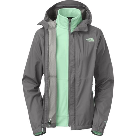 Jaket Tnf Womens 3 the momentum triclimate ski jacket s