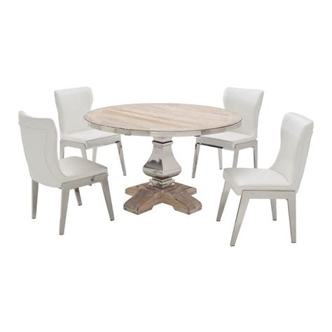 wilma onyx 5 formal dining set el dorado furniture
