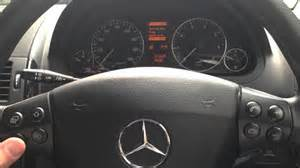 how to reset service indicator on mercedes a class