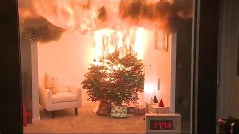 how to determine burnt christmas tree bulbs tree fires can turn devastating and deadly within seconds