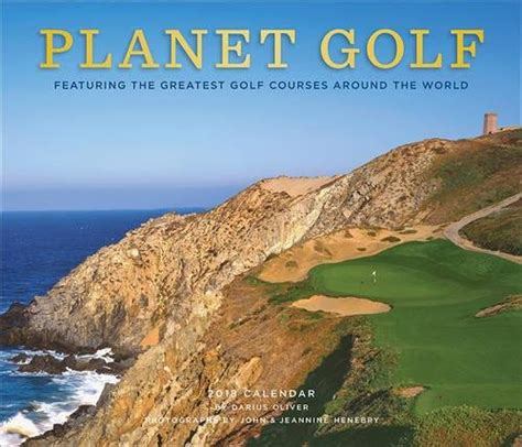 2018 michael kenna wall calendar books planet golf 2018 wall calendar calendars 2018 calendar