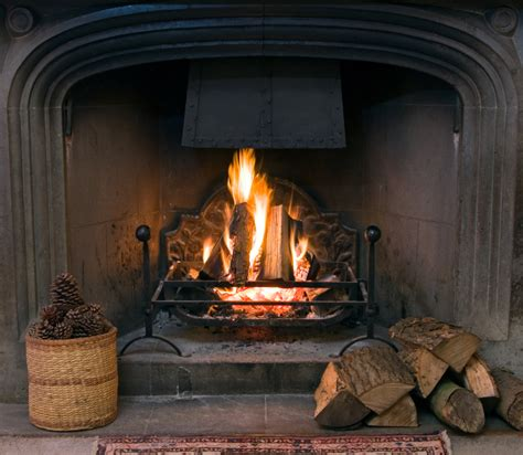 How to Start a Fireplace Fire   The Allstate Blog