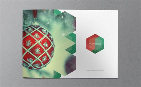 design inspiration christmas 25 really beautiful brochure designs templates for