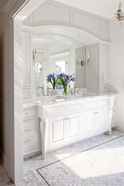 White Cabinets For Bathroom by 25 Best Ideas About White Bathroom Cabinets On