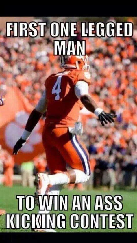 Clemson Football Memes - 1000 ideas about clemson on pinterest clemson tigers