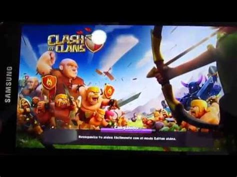Clash Of Clans Samsung Galaxy S5 Custom clash of clans gameplay samsung galaxy s5