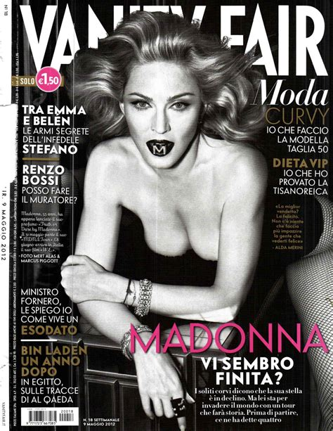 Vanity Fair Madonna by Madonna By Mert Alas And Piggott For Vanity Fair