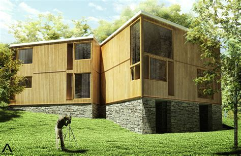 Cgarchitect Professional 3d Architectural Visualization User Community Fisher House